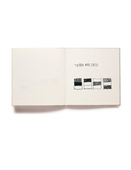 Cuaderno de Artista de Sean Scully