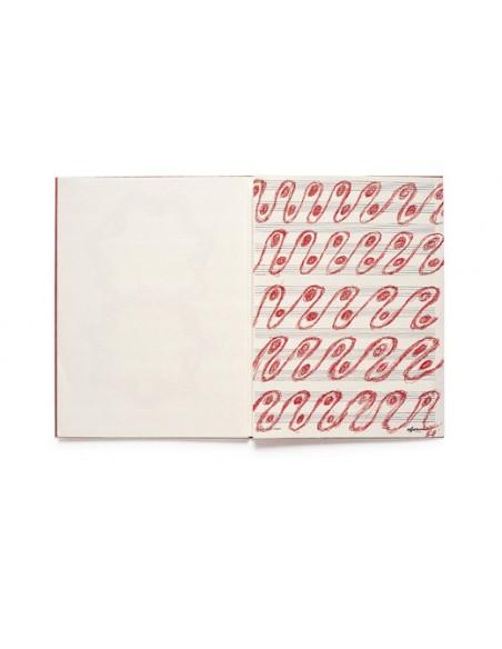 Cuaderno de Artista de Louise Bourgeois