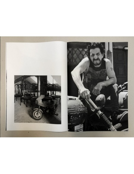 Alberto García-Alix, Motorcycle nº2