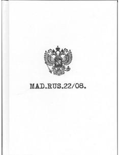 Víctor Casas, MAD.RUS.22/08