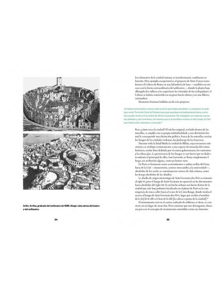 Aldo Rossi, La arquitectura de la ciudad