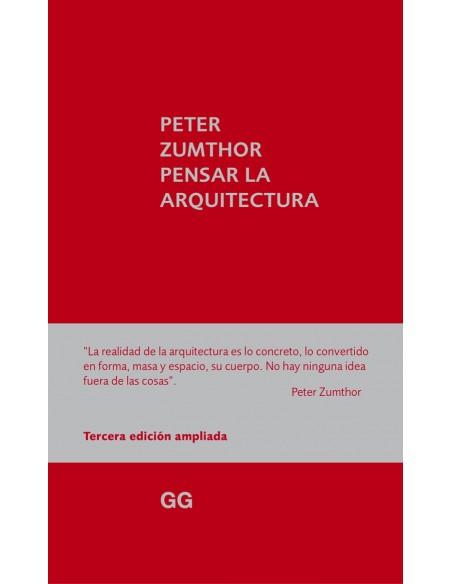 Peter Zumthor, Pensar la arquitectura