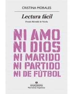 Lectura fácil, Cristina Morales