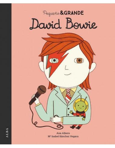 Pequeño & Grande David Bowie