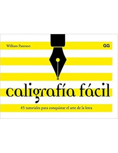 CALIGRAFIA FACIL,  WILLIAM PATERSON