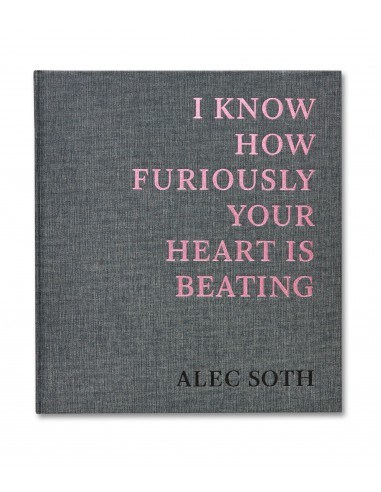 I know how furiously your heart is beating, Alec Soth