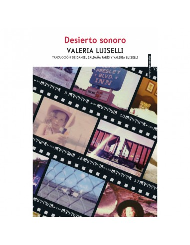Desierto Sonoro, Valeria Luiselli