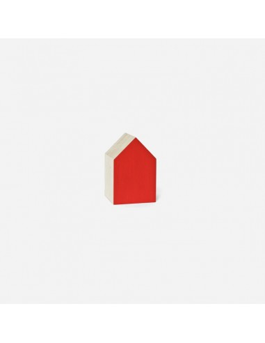 Papier Tigre - Tiny House Red