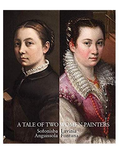 """Catálogo """"Historia de dos pintoras: Sofonisba Anguissola y Lavinia Fontana"""""""