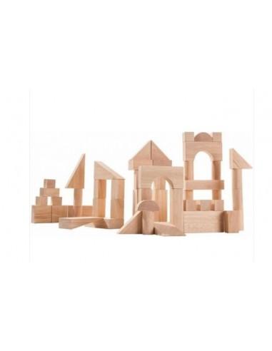 PlanToys. 50 bloques de construcción