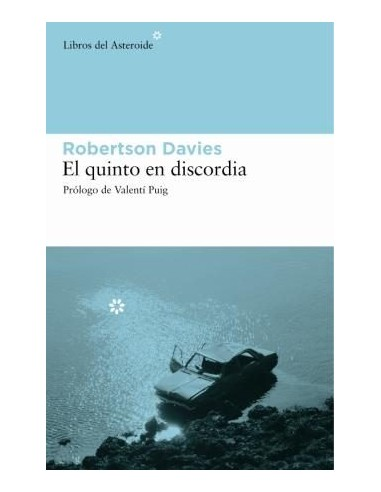 El quinto en discordia, Robertson Davies