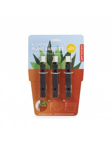 Soporte para plantas flotantes: Kikkerland