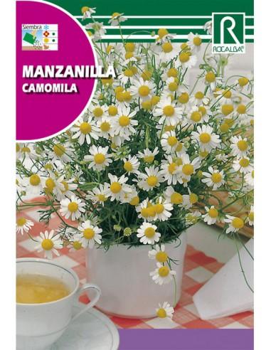 ROCALBA SEMILLAS MANZANILLA CAMOMILA