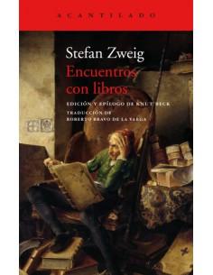 Stefan Zweig, Encuentros...