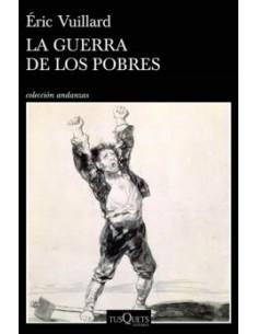 Eric Vuillard, La guerra de...