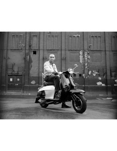 Pedro del Oi The sex scooter Club,...