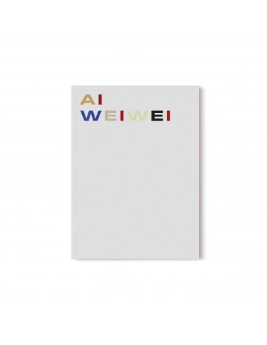 Cuaderno de Artista de Ai Weiwei