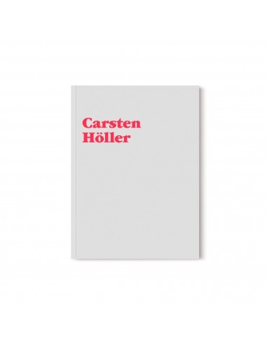 Cuaderno de Artista de Carsten Höller