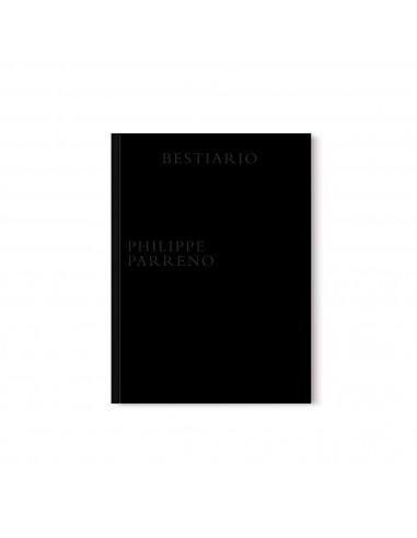 Cuaderno de artista de Philippe Parreno