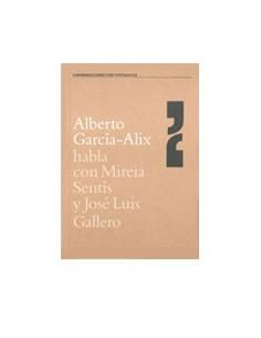 Alberto García-Alix habla con J. L. Gallero y M. Sentís