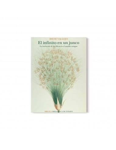 Irene Vallejo, El infinito en un junco
