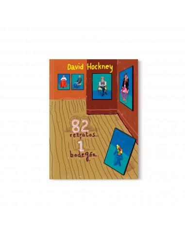 David Hockney (82 retratos y 1 bodegón)