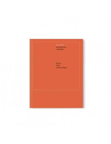 Otl Aicher, Architecture and Landscape