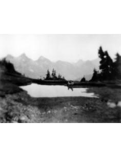 On Mount Rainier 2, 1915