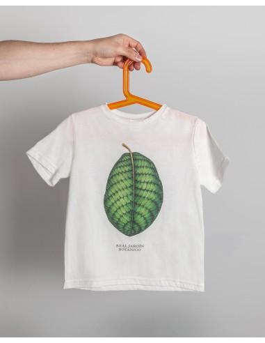 Camiseta infantil Real Jardín Botánico
