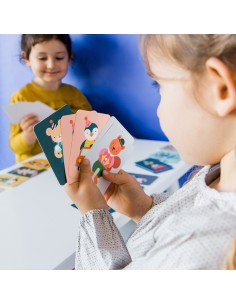 Juego de cartas reino de...