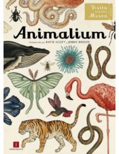 Jenny Broom, Animalium