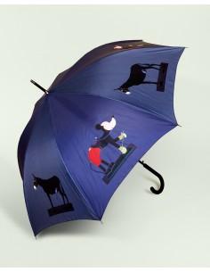 Paraguas Eduardo Arroyo,...