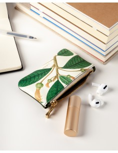 LOHA - Mini pouch piel...