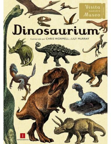 Lily Murraychris Wormell, Dinosaurium