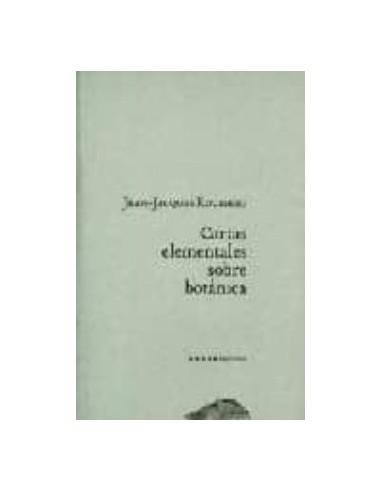 Jean-Jacques Rousseau, Cartas...