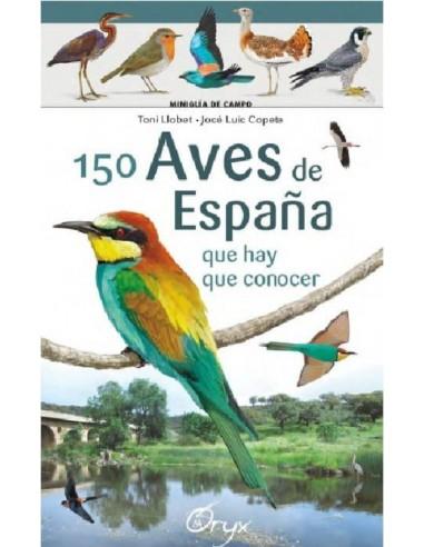 Toni Llobet François, 150 aves de España
