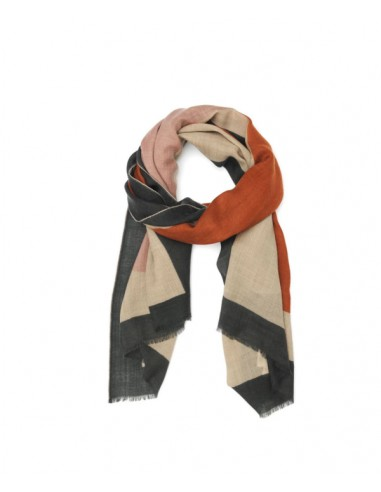 MOIS MONT - Firefly wool scarf,...