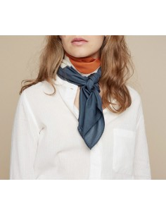MOIS MONT - Dutch Grey silk...