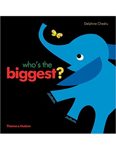 Delphine Chedru, Who's the Biggest?