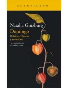 Natalia Ginzburg, Domingo