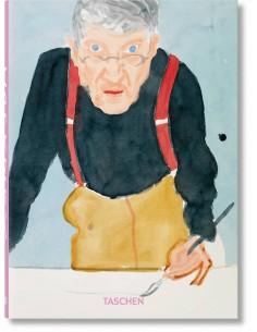 David Hockney, A...