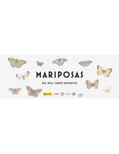 Pantonera de Mariposas del Real...