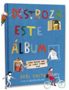 Keri Smith, Destroza este...