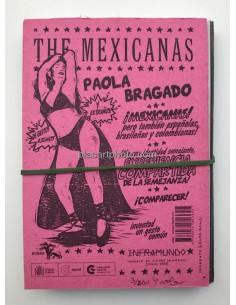 Paola Bragado, The Mexicanas