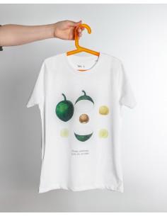 Camiseta infantil Mutis...