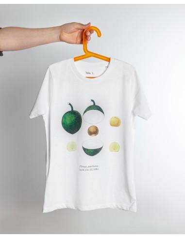 Camiseta infantil Mutis Persea americana