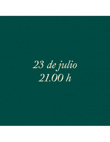 21h 23.07.2021 Los paseos musicales...