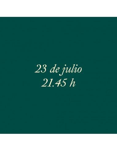 21:45h 23.07.2021 Los paseos...