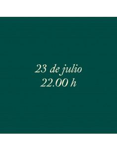 22h 23.07.2021 Los paseos...