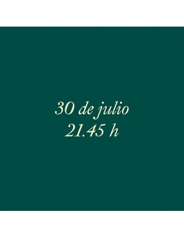 21:45h 30.07.2021 Los paseos...